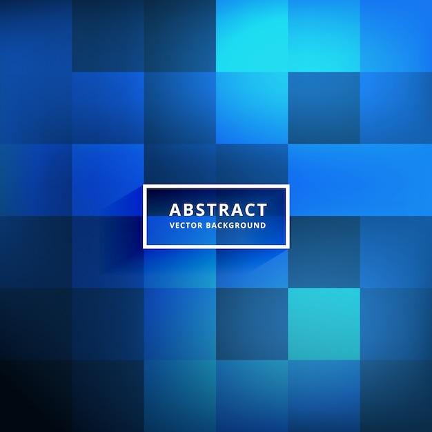 Blaue Fliesen Glänzenden Hintergrund Design