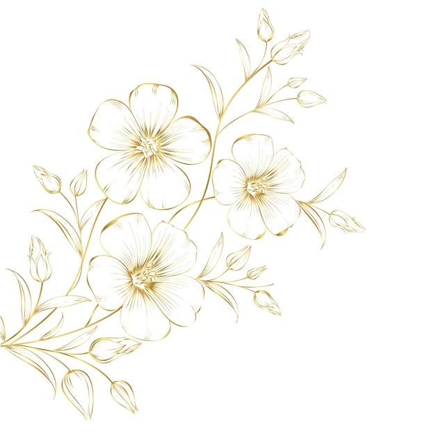 Blütenkirschblüten. Kostenlosen Vektoren