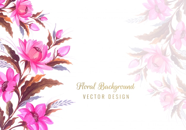 Blumenhintergrund der schönen bündelhochzeit Kostenlosen Vektoren