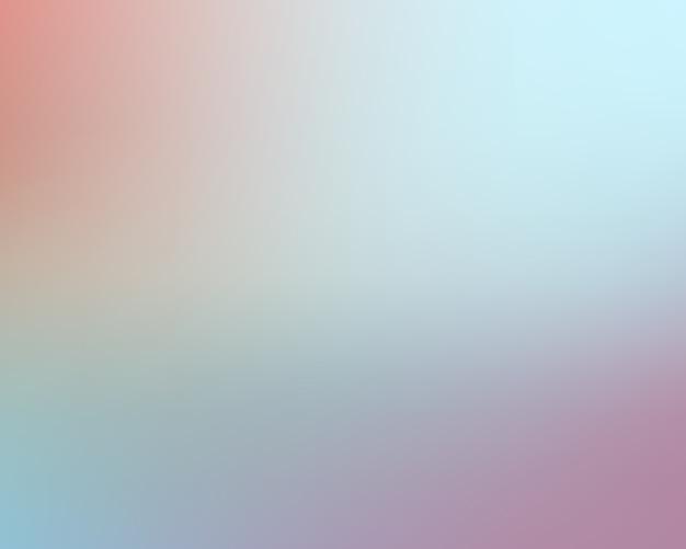 Blured hellblauer weicher steigunghintergrund Premium Vektoren