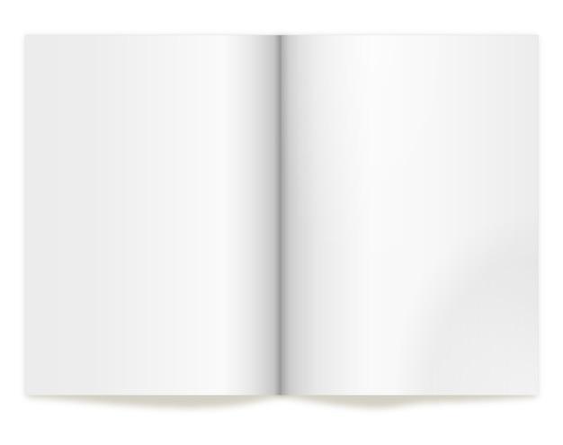 Book spread for repräsentiert die konzepte und designs Kostenlosen Vektoren