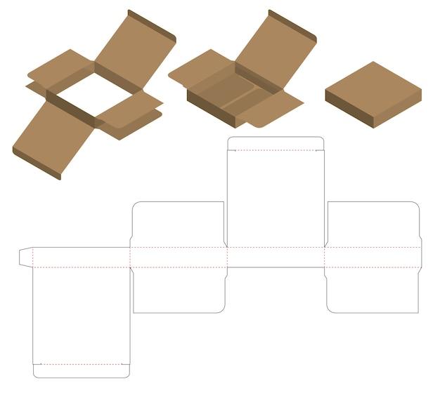 Anleitung Fur Die Kusschen Verpackung Geschenkbox 7
