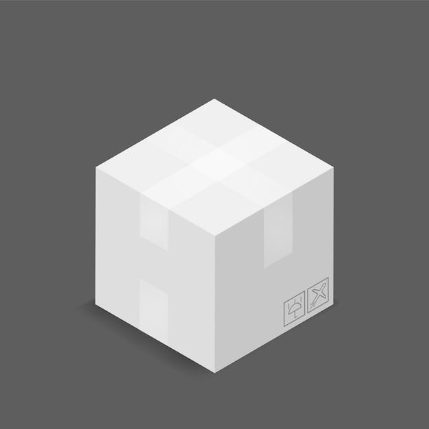 Box Kostenlosen Vektoren