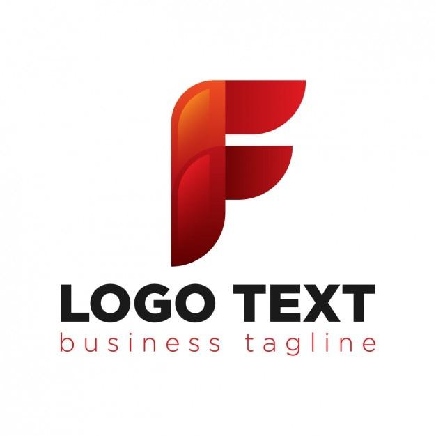 Brief Form Logo Design Download Der Kostenlosen Vektor