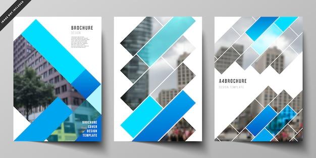Broschüre Premium Vektoren