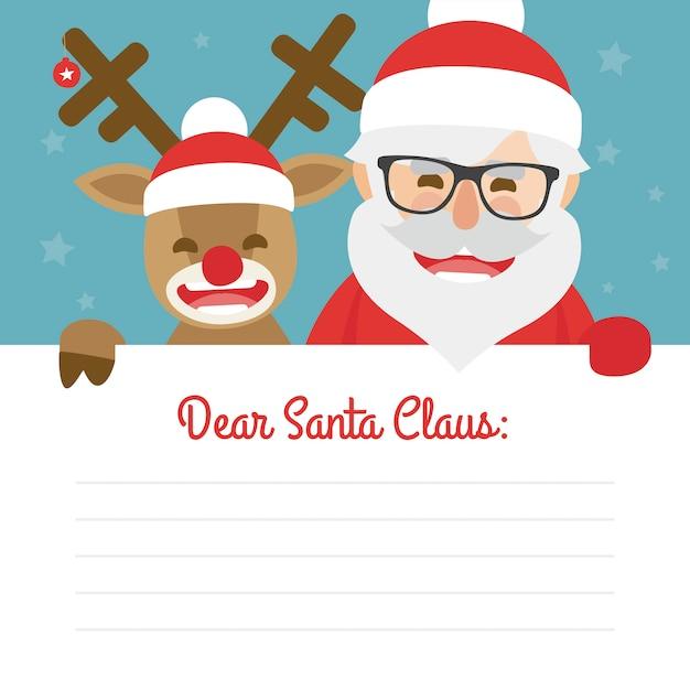 Buchstaben Frohe Weihnachten.Buchstaben Frohe Weihnachten Illustration Von Santa Claus Und Rot