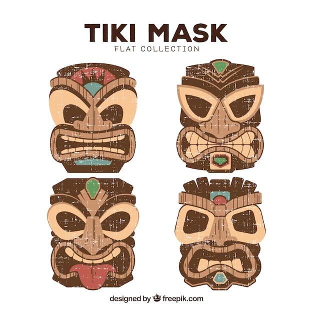 Tiki Masken