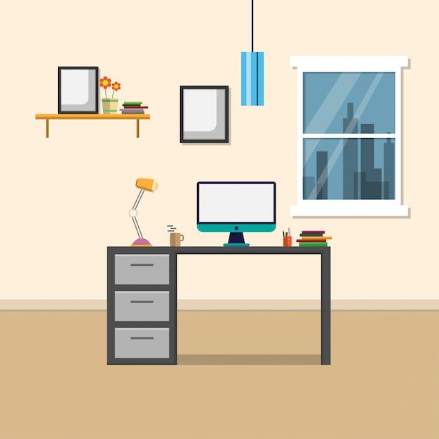 Schreibtisch buro modern - Buroeinrichtung modern ...