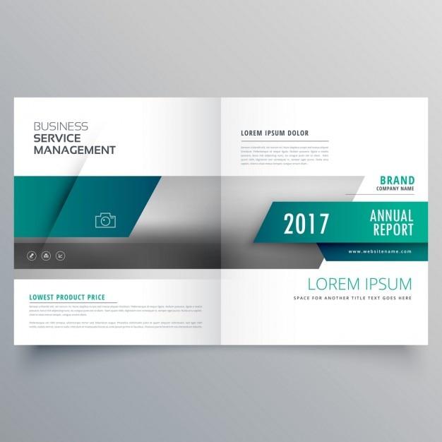 Business Katalog Broschüre Deckblatt Layout Design Für Ihre Marke