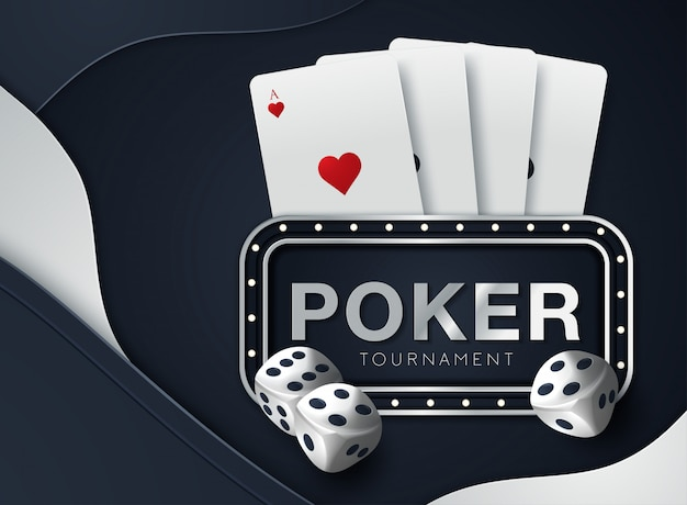 Casino hintergrund Premium Vektoren