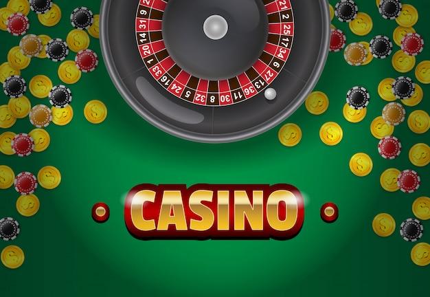 Casino Schriftzug