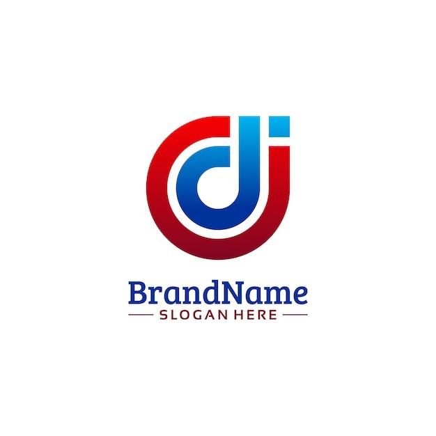 Cdi-business-logo-vorlage Premium Vektoren