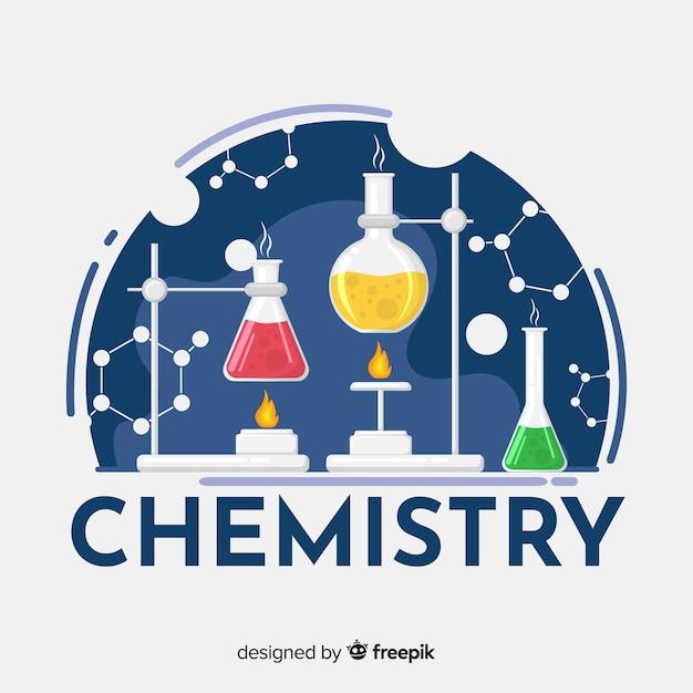 Chemie Kostenlosen Vektoren