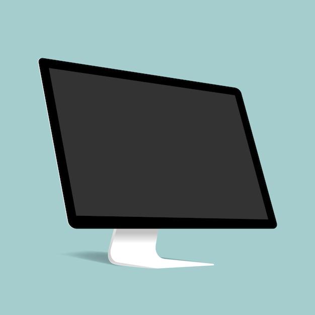Computer Kostenlosen Vektoren