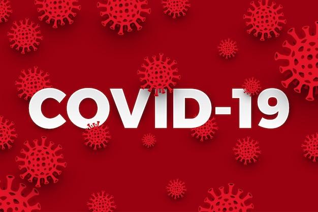 Covid-19-03 Premium Vektoren