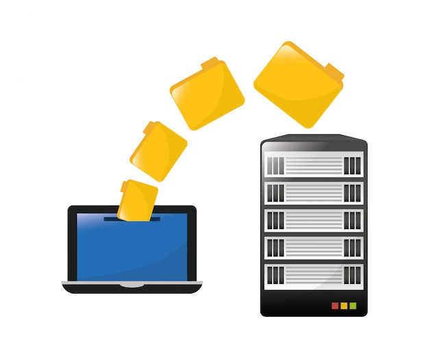 Datenbank design, Premium Vektoren