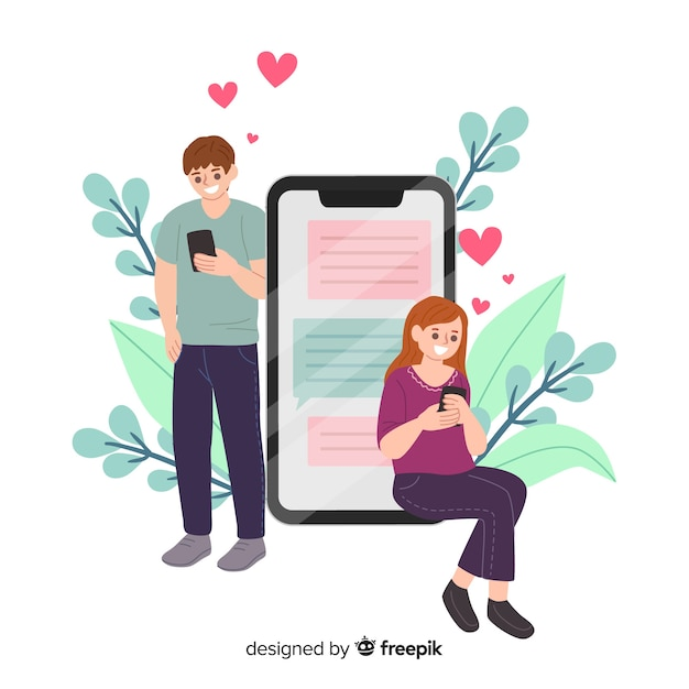 Social-Dating Apps im Test 01/ Wo wird heftig geflirtet?