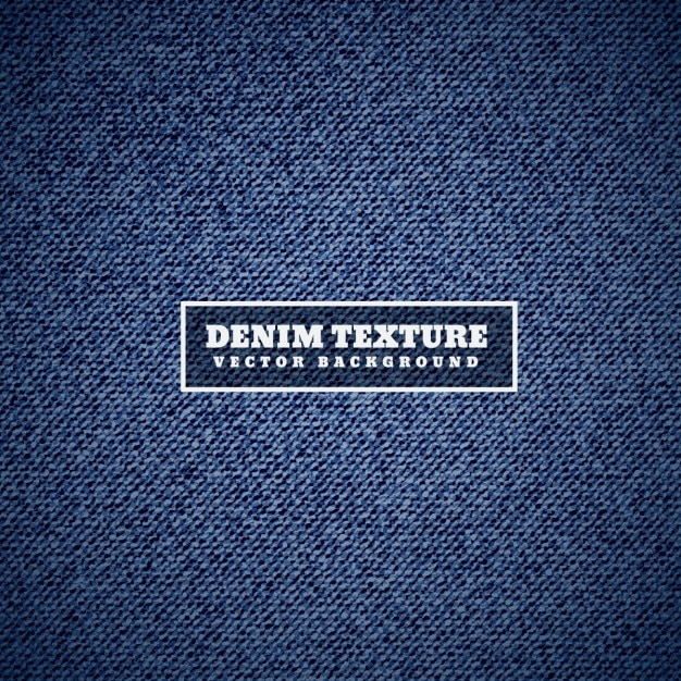 Denim textur in blau Kostenlosen Vektoren