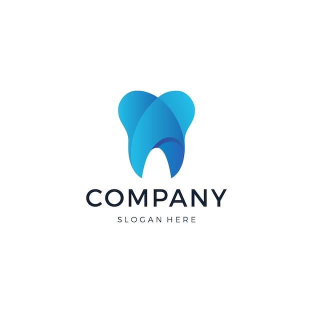 Dental-logo-design Premium Vektoren