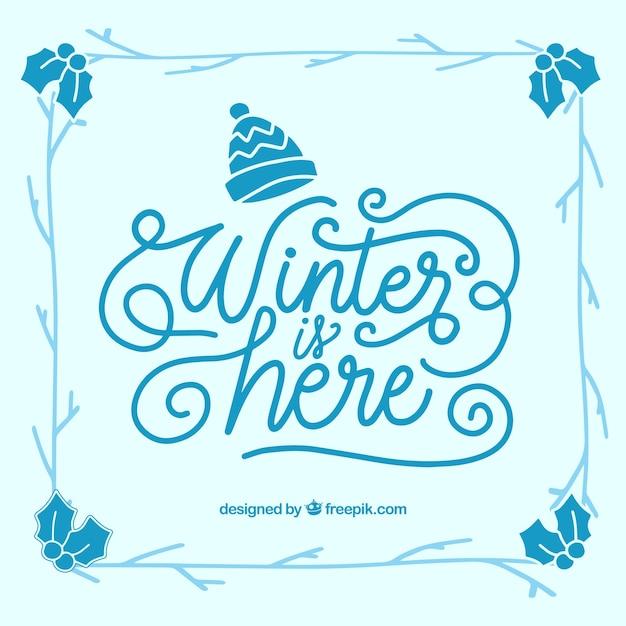 Der Winter Ist Fast Hier