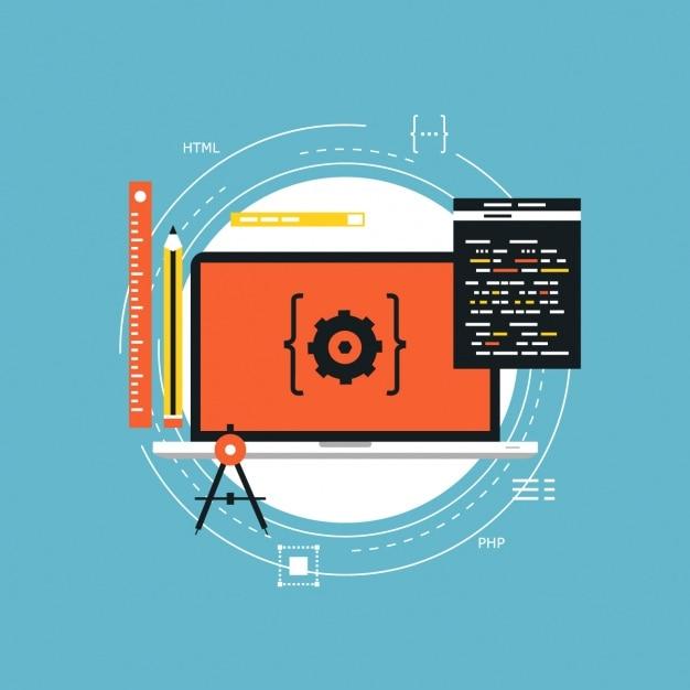 Design-hintergrund Kostenlosen Vektoren