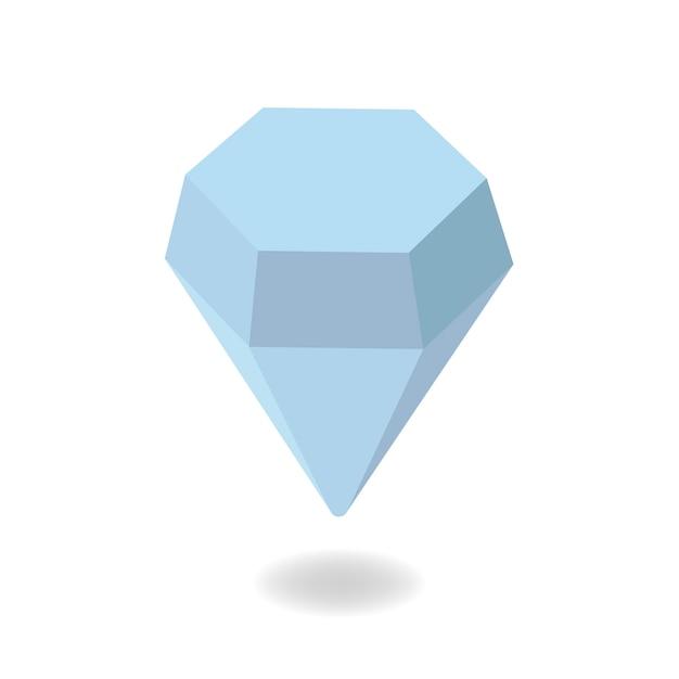 Diamant Kostenlosen Vektoren
