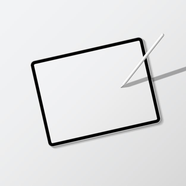 Digitalgerät-modell Kostenlosen Vektoren