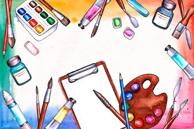 Diy kreativwerkstatt Kostenlosen Vektoren