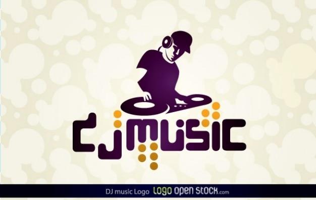 Dj Music Logo Download Der Kostenlosen Vektor