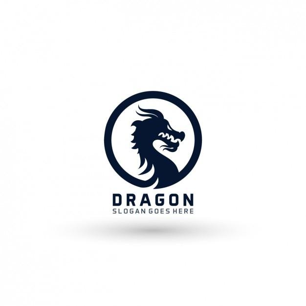 drachelogovorlage download der kostenlosen vektor
