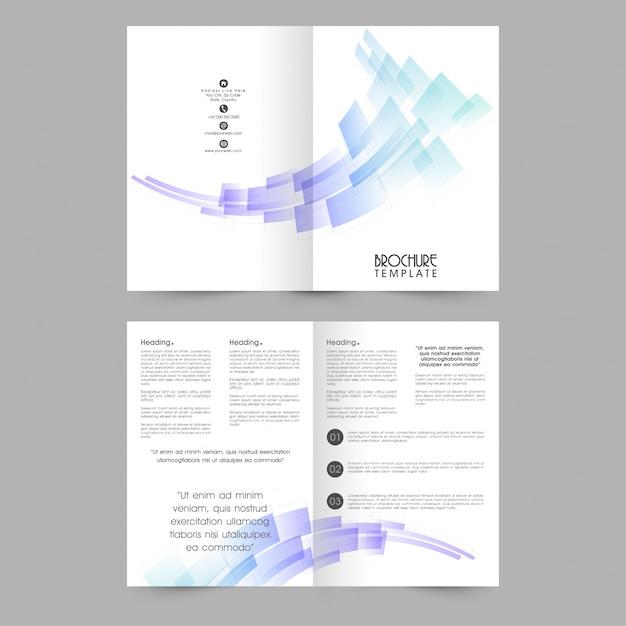 Nett Offene Büro Broschüre Vorlage Zeitgenössisch - Beispiel ...