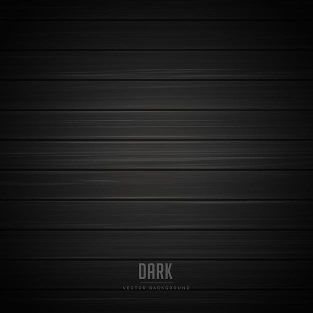 Schwarzes Holz dunkel schwarz holz textur hintergrund der kostenlosen vektor