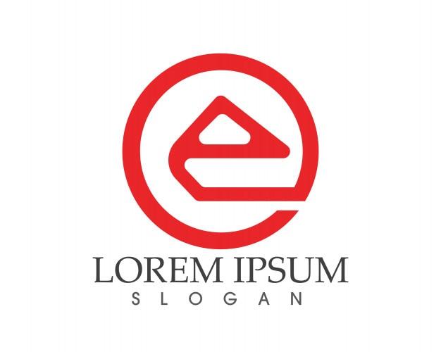 E-Buchstaben-Logo und Symbolvorlagen Symbole   Download der Premium ...