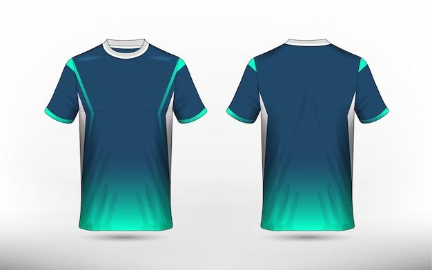 E-sport t-shirt Premium Vektoren