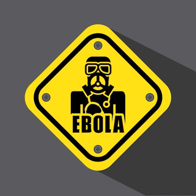 Ebola Kostenlosen Vektoren