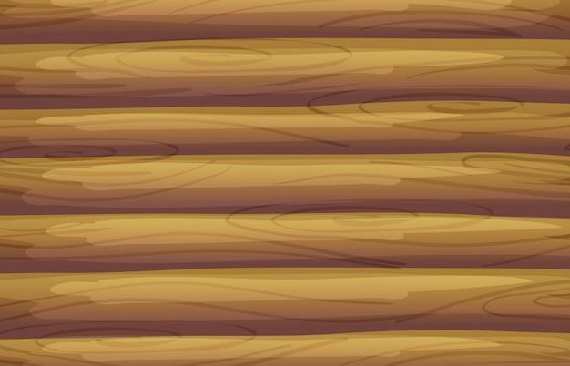 Ein bambus hintergrund Premium Vektoren