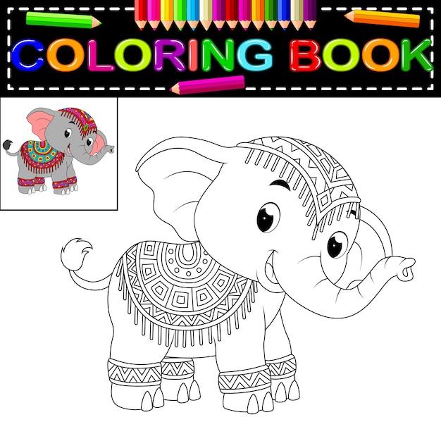 Atemberaubend Malbuch Elefant Bilder - Malvorlagen-Ideen ...