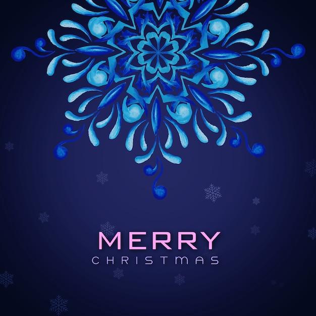Elegante frohe weihnacht-hintergründe mit lichteffekt Kostenlosen Vektoren