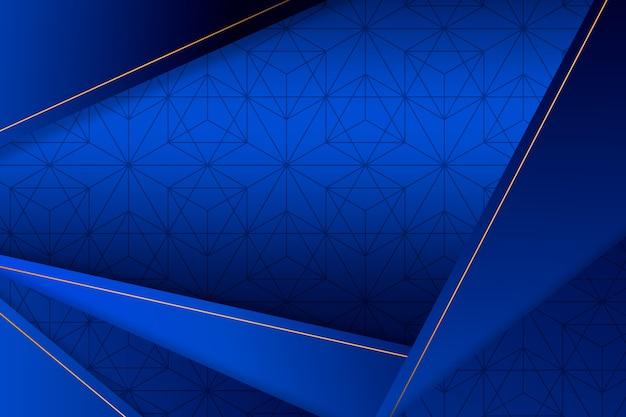 Elegante geometrische formtapete Kostenlosen Vektoren