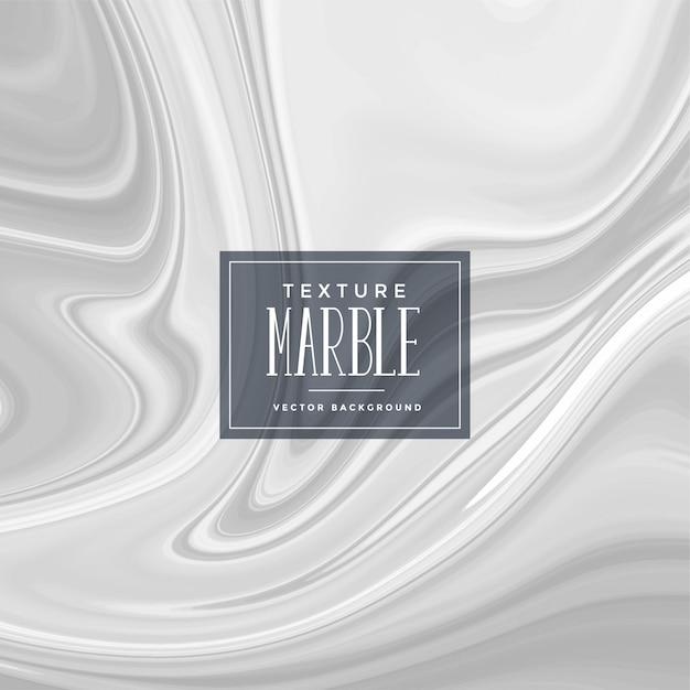 Eleganter grauer flüssiger marmorbeschaffenheitshintergrund Kostenlosen Vektoren