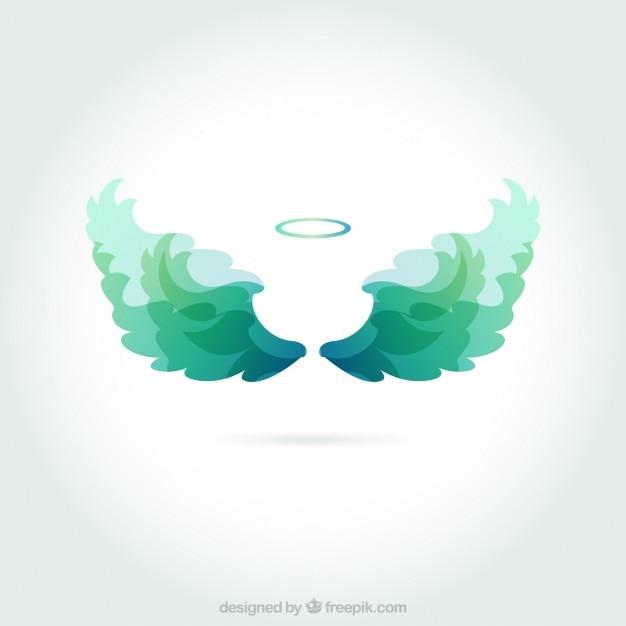 Engel wings Kostenlosen Vektoren