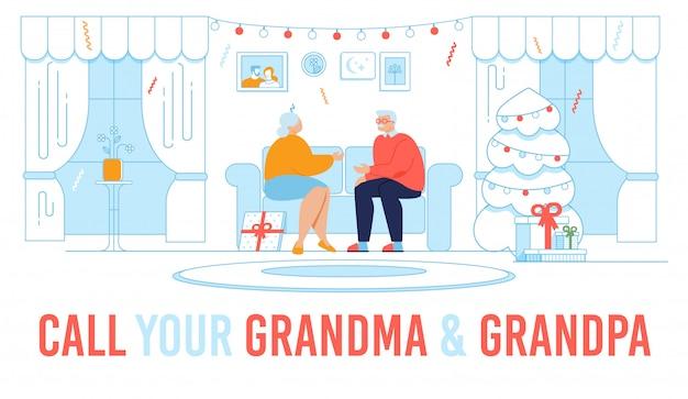 Familiennetzwerk-motivations-flaches plakat mit zitat Premium Vektoren