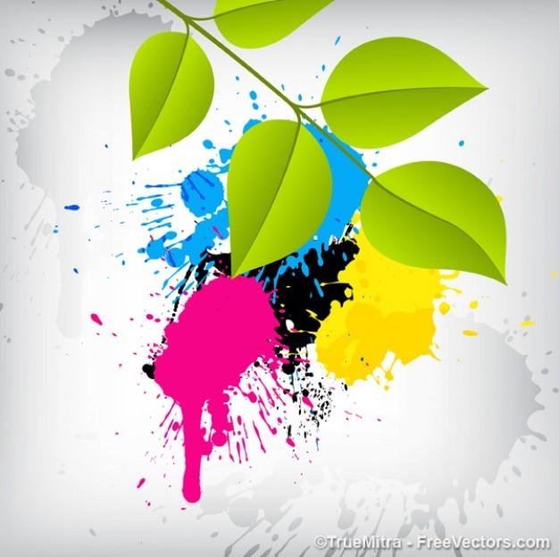 Grune Farbe In Blattern : Vor 4 Jahren Ai Was ist ein Vektor ? Überprüfen Sie die