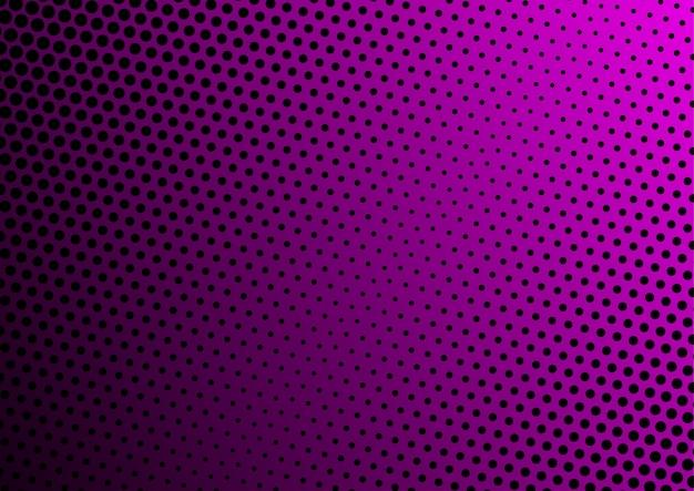 Farbiger moderner purpurroter halbtonhintergrund Premium Vektoren