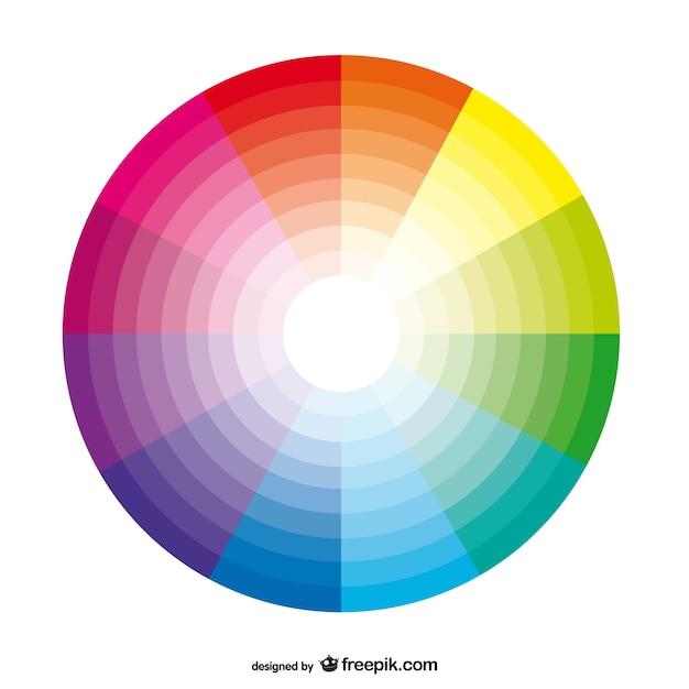 Farbpalette Hintergrund Download Der Kostenlosen Vektor