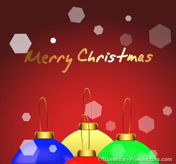 feine weihnachten hintergrund mit ornamenten download. Black Bedroom Furniture Sets. Home Design Ideas