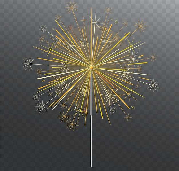 Bengalisches Feuerwerk