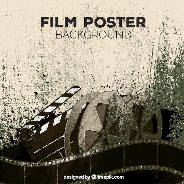 Film Poster | Download der kostenlosen Vektor