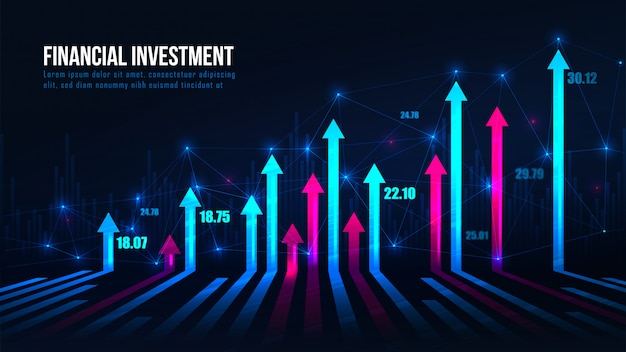 Finanziell Premium Vektoren
