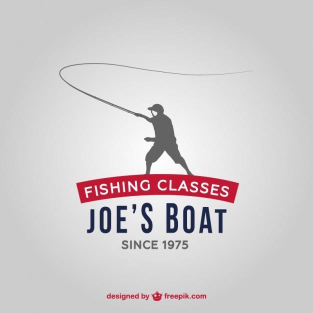 Fischerschullogo Kostenlosen Vektoren